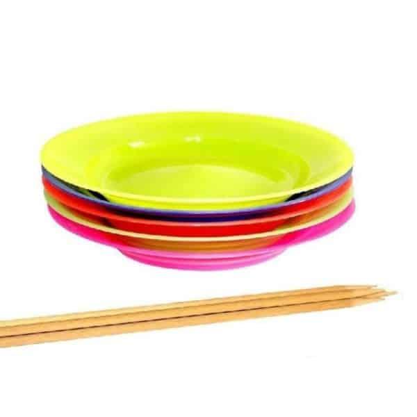 plato chino malabares