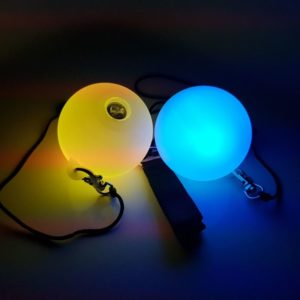 pois led multicolor