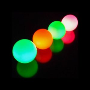 pelota led multicolor