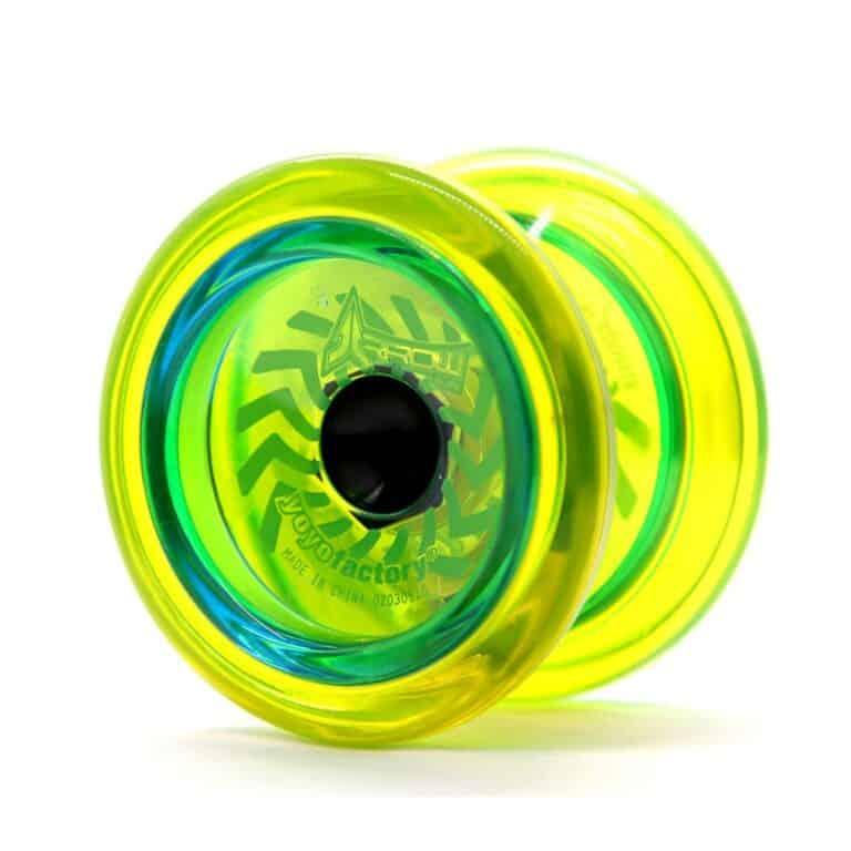 yo-yo arrow amarillo