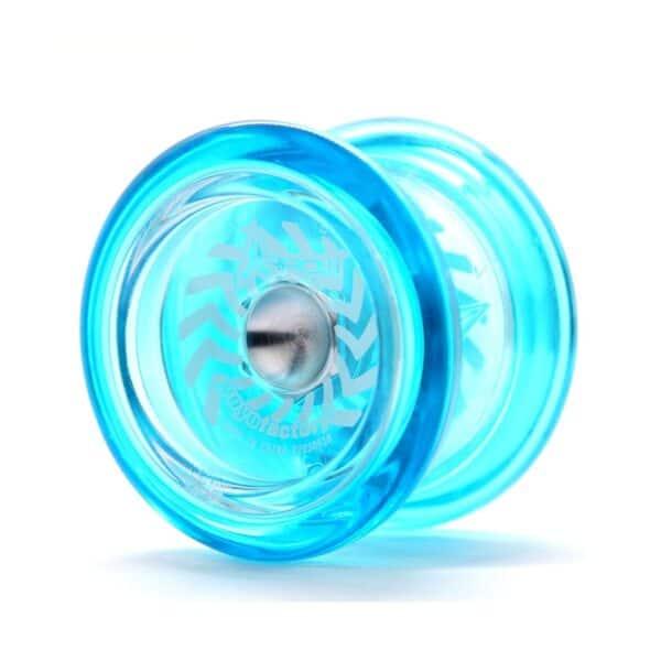 yo-yo arrow azul