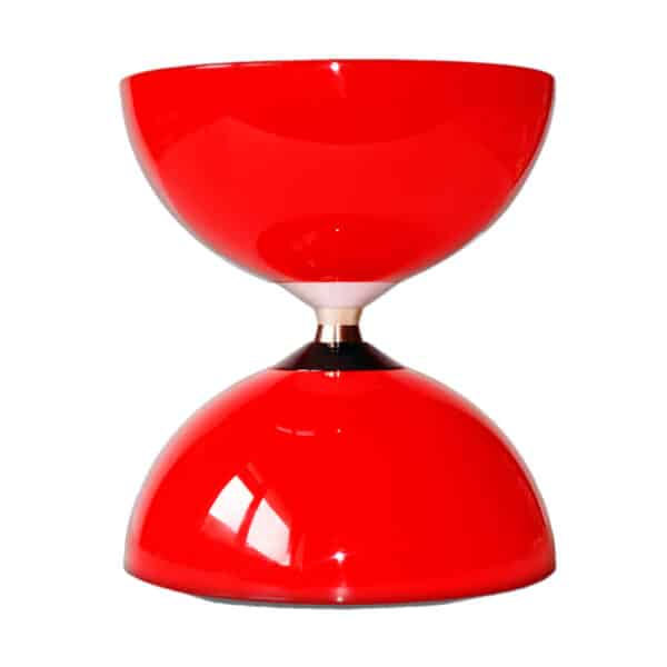diabolo top rojo