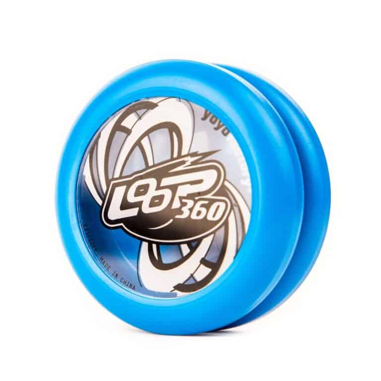 yo-yo loop azul