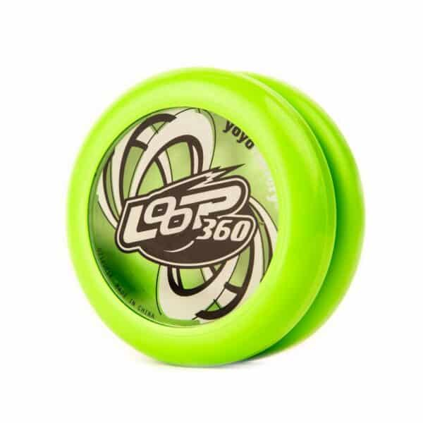 yo-yo loop verde