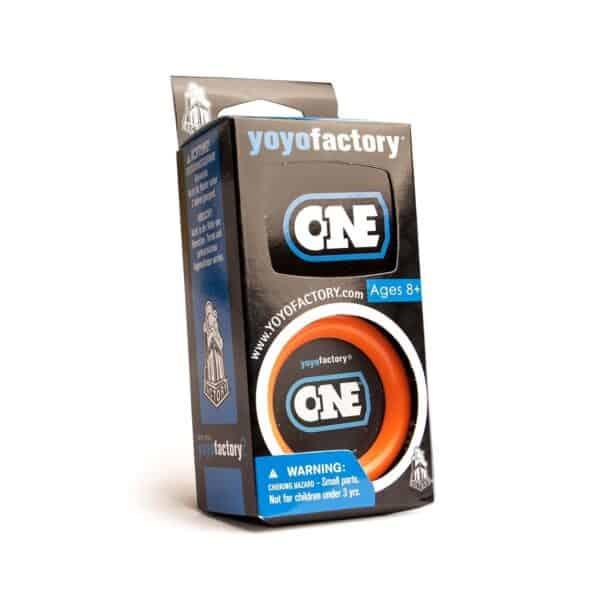 yo-yo one naranja